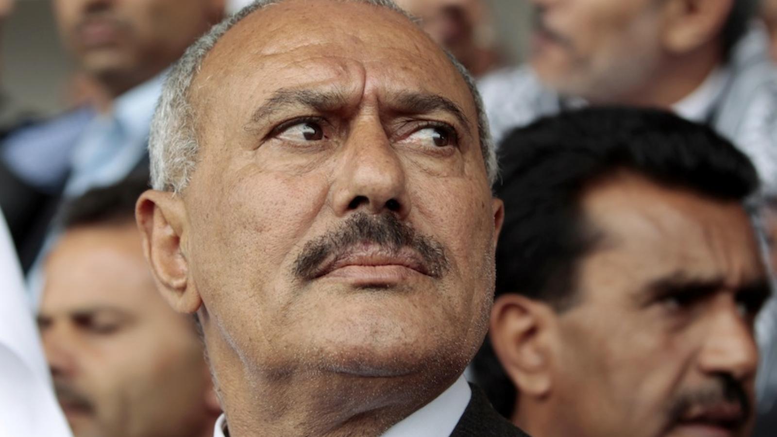 El president del Iemen, Ali Abdul·lah Salèh, ha governat durant 33 anys / REUTERS