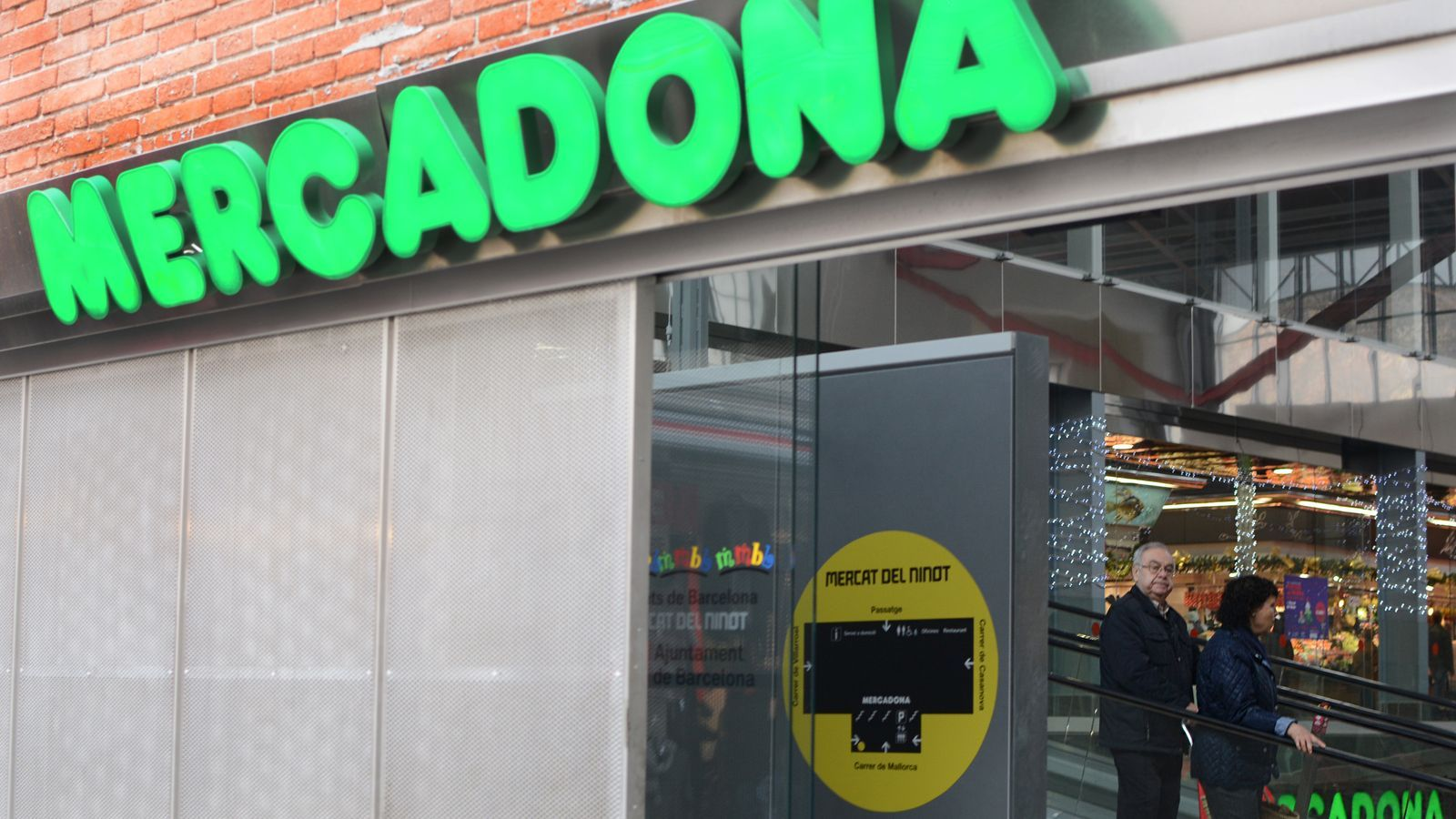 Mercadona amplia la quota de mercat a Espanya i Bon Preu és el supermercat que creix més a Catalunya
