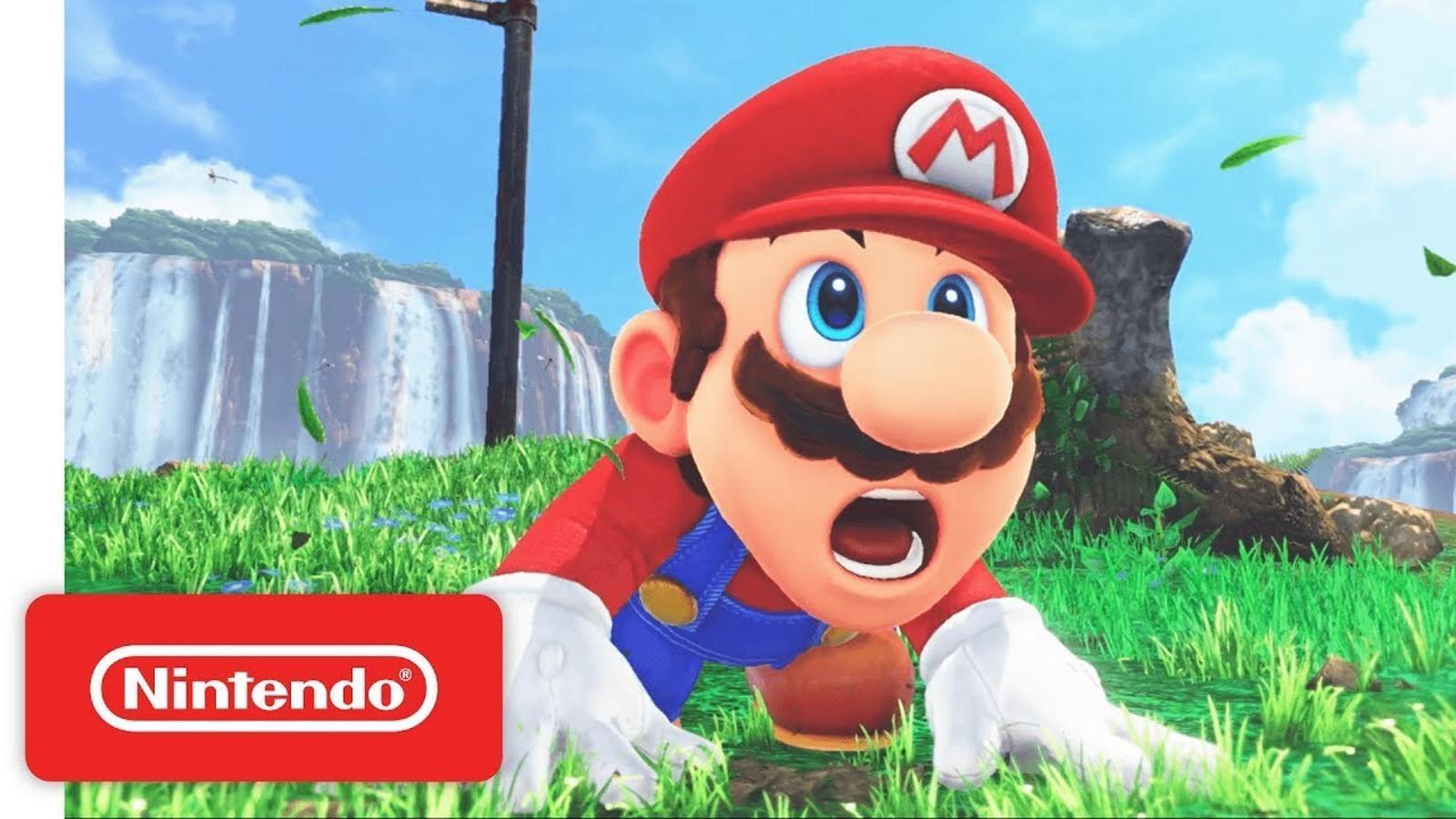 Trailer de 'Super Mario Odyssey'