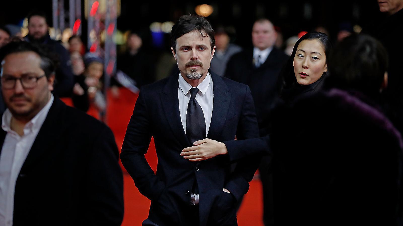 L'actor i director nord-americà a la Berlinale presentant la seva última pel·lícula, Light of my life.