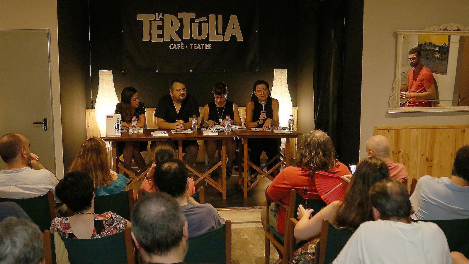 El periodista i col·laborador de l'ARA Balears, Antoni Trobat.
