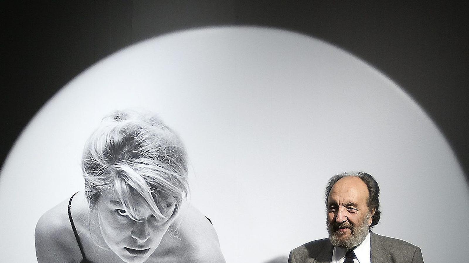 Leopoldo Pomés: l'univers d'un fotògraf discret, elegant i sensual