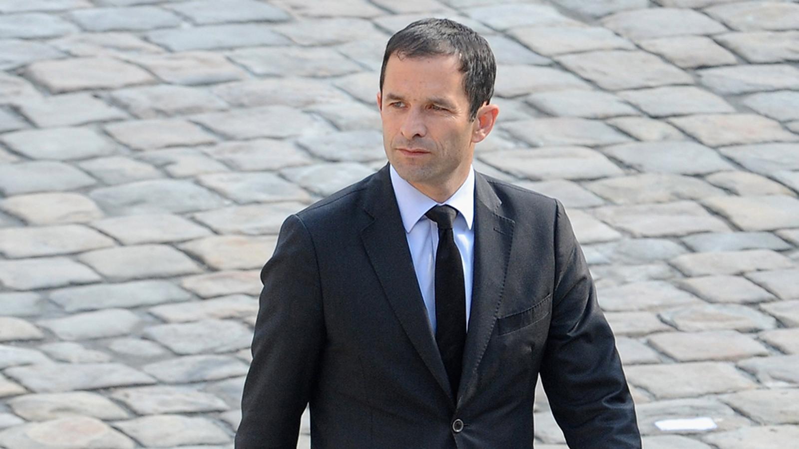 """L'exministre d'Educació francès Benoît Hamon demana """"l'alliberament immediat dels presos polítics catalans"""""""
