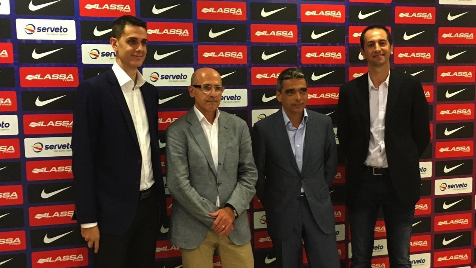 Bladé, De la Fuente, Soler i Capdevila