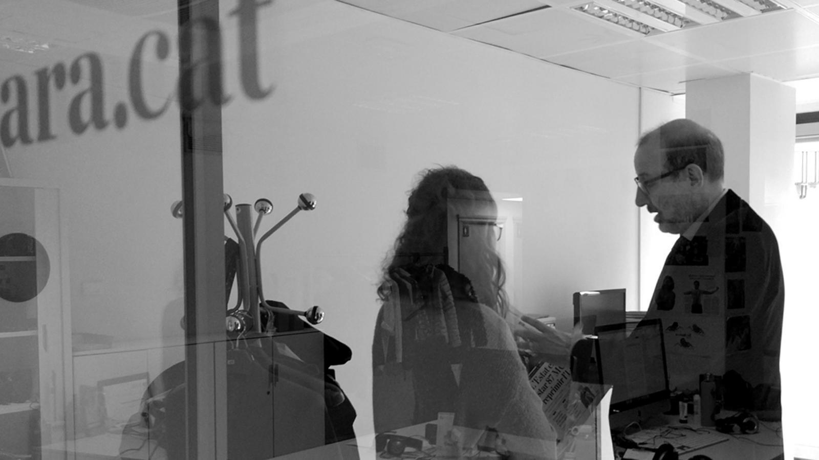 L'anàlisi d'Antoni Bassas: 'Perdre a les urnes, guanyar als despatxos. De la sentència de l'Estatut a la investidura de Puigdemont'
