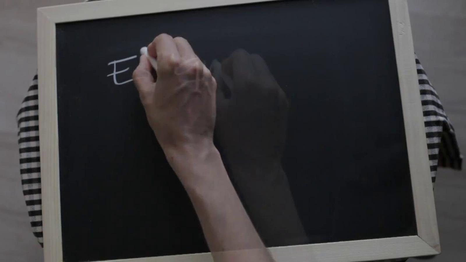 El currículum d'una professora d'ESO a l'atur, a YouTube