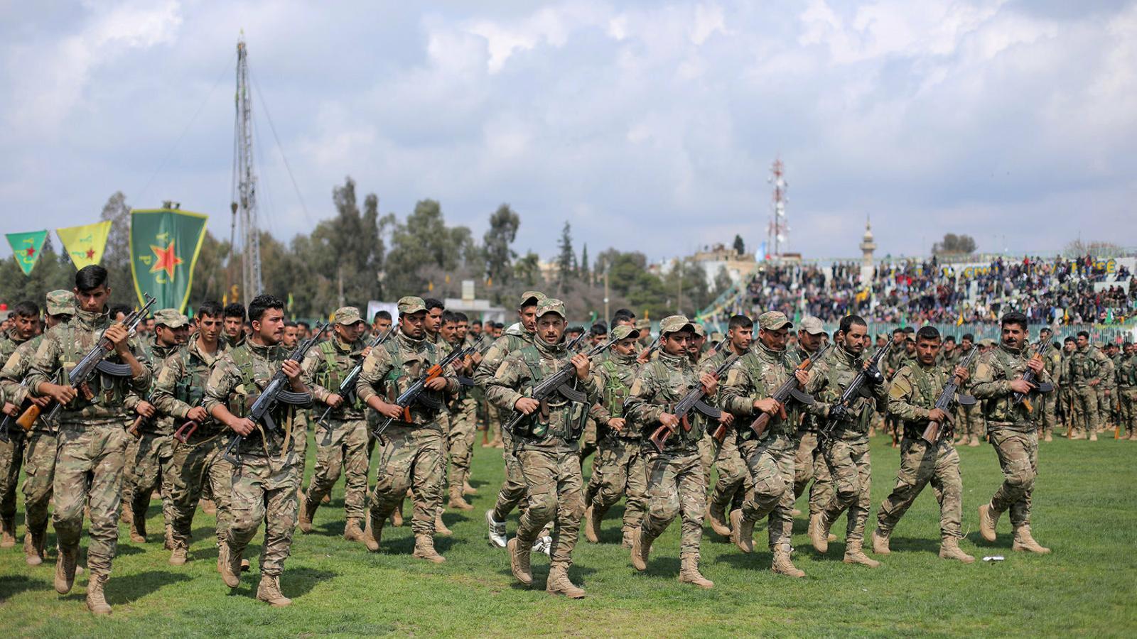 Els kurds de Síria desconfien de l'acord entre Trump i Erdogan