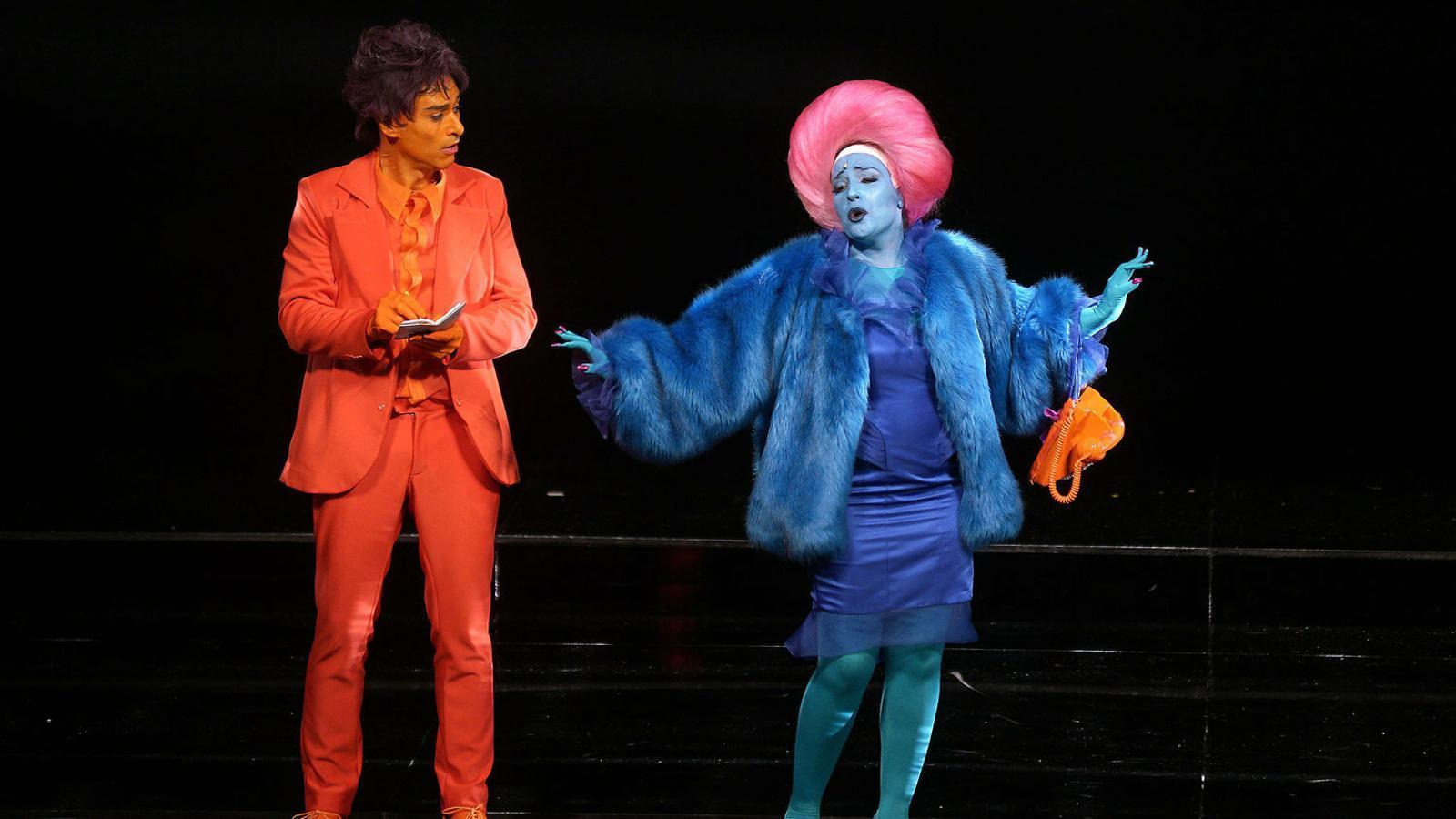 Una òpera contemporània amb humor i color