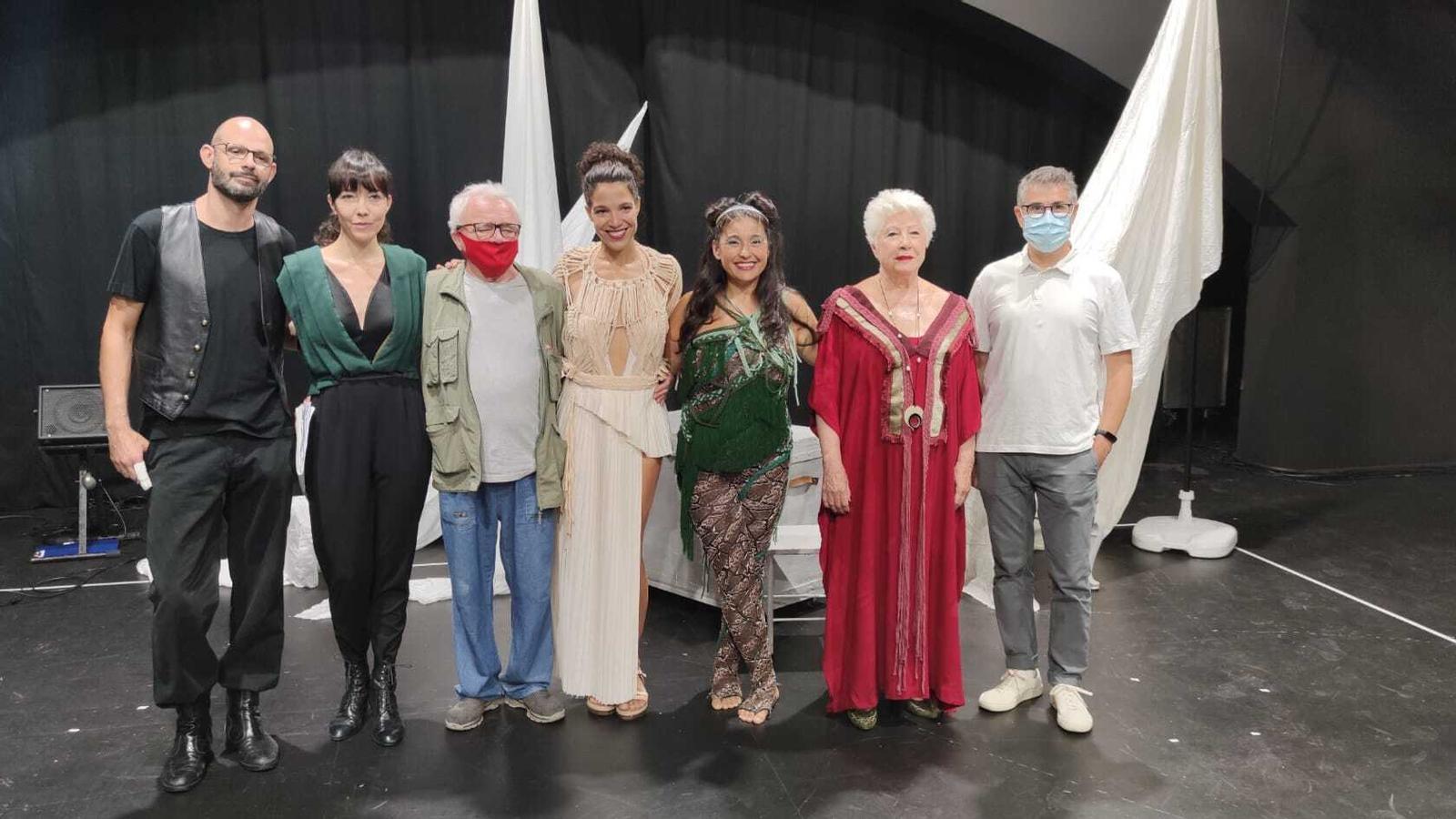 Presentació de Reines de Shakespeare en el Teatre Principal de Palma