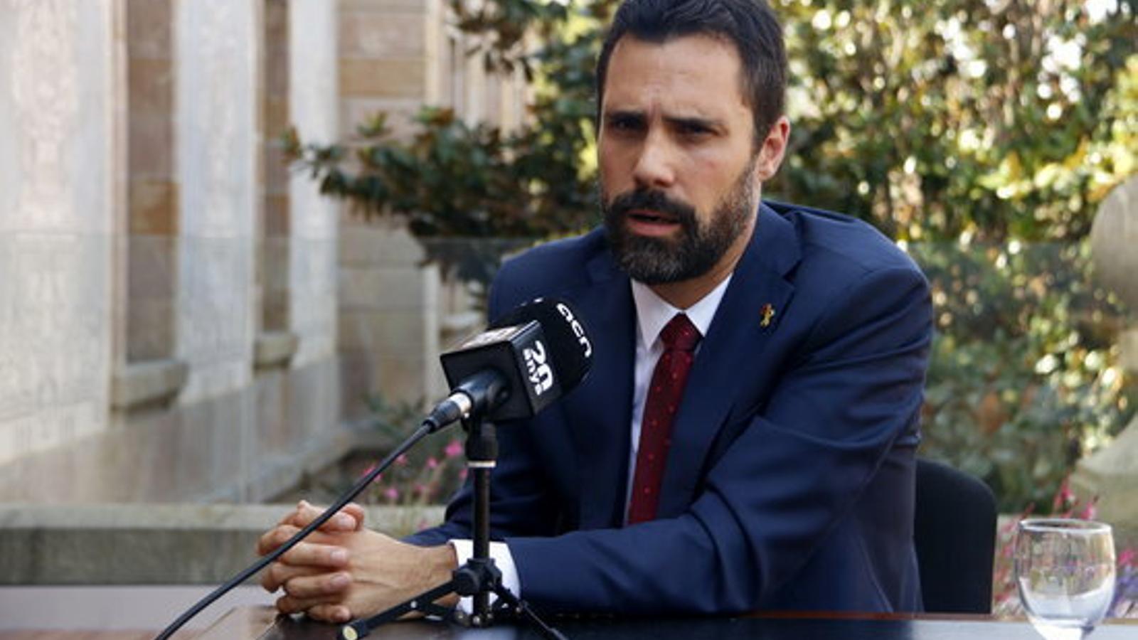 Torrent aposta per un govern de concentració sobiranista com a resposta a la sentència