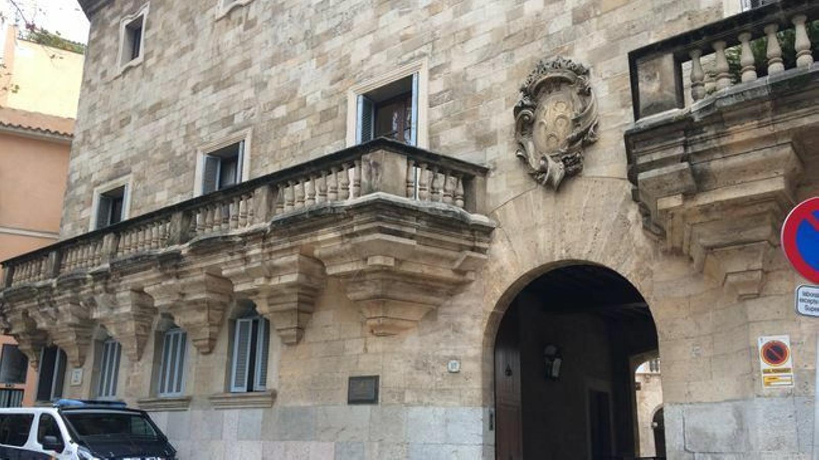 L'Audiència Provincial de Palma