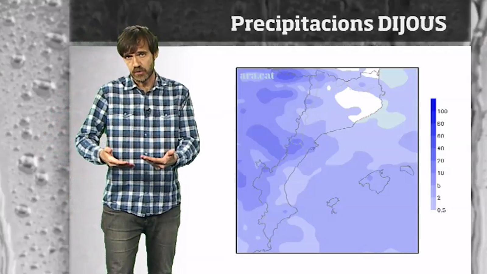 La méteo en 1 minut: nits més fredes i temps canviant