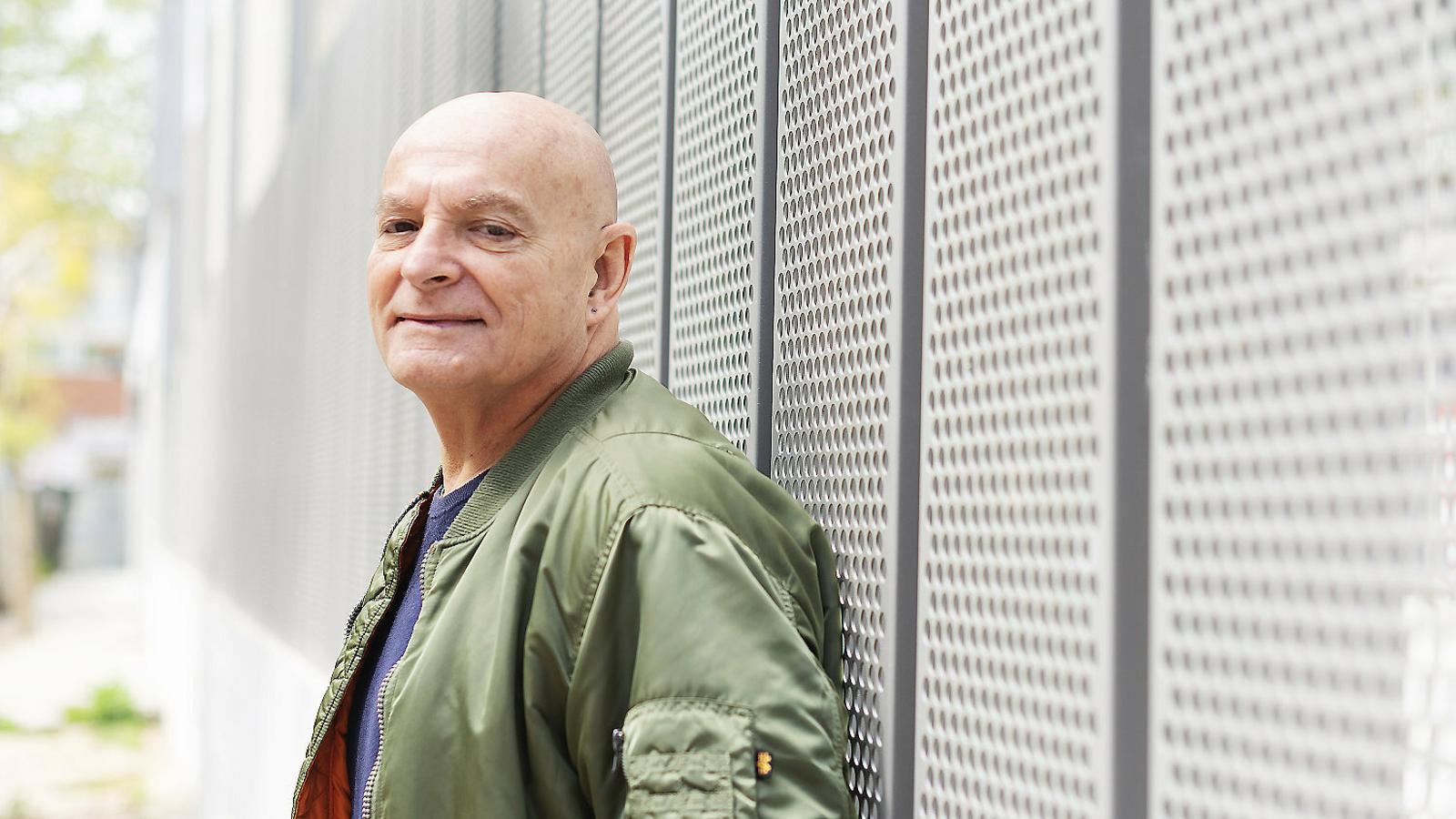 Llibert Ferri, periodista i escriptor. Acaba de publicar el llibre L'ombra dels anys (Angle Editorial).