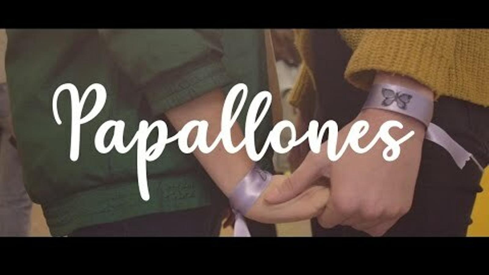 'Papallones', el nou tema de les Macedònia