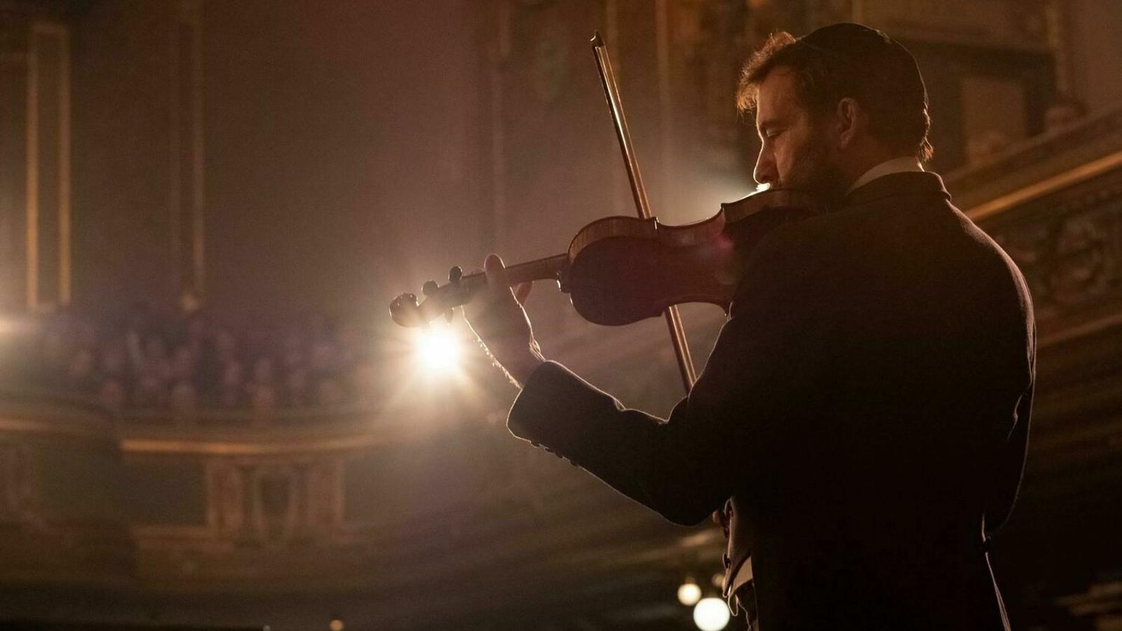 Clive Owen a la pel·lícula 'La canción de los nombres olvidados'