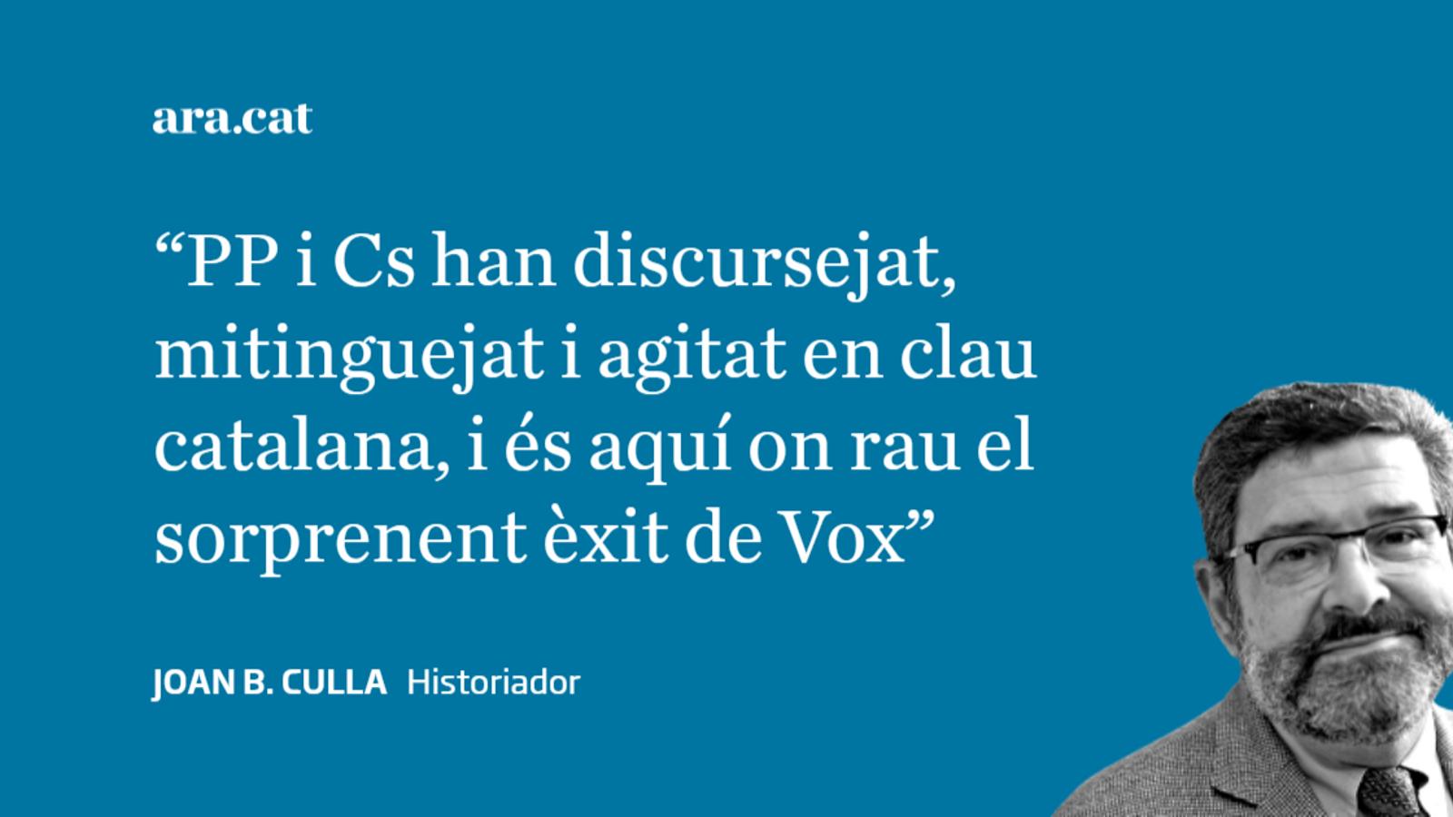 Vox i els altres