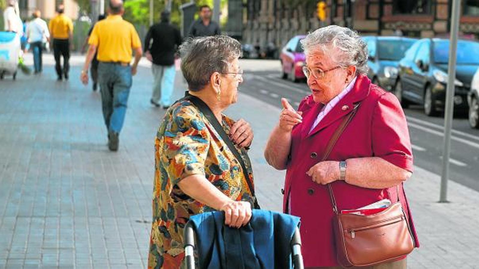 L'OCDE recomana a Espanya que vinculi l'edat de jubilació a l'esperança de vida