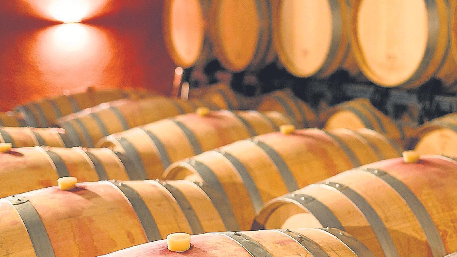 El 2015 es comercialitzaren 3,6 milions de litres de vi amb identificació de qualitat. arxiu