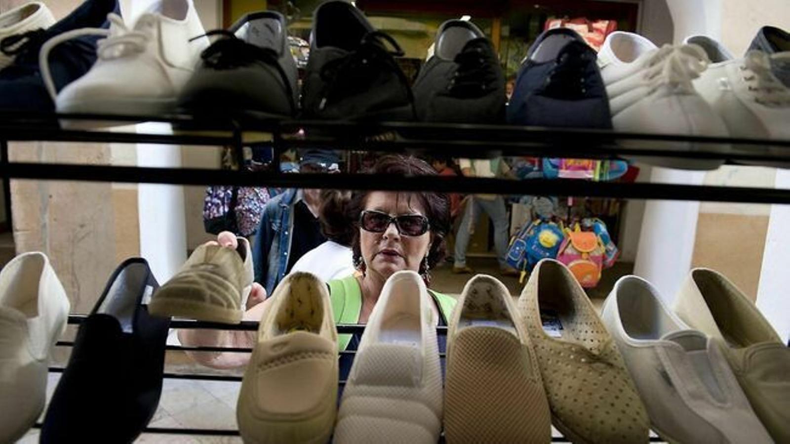Els comerços de Ciutadella varen davallar un 30% la facturació els mesos de juliol i agost
