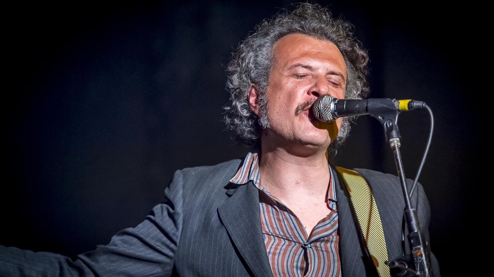 El músic gironí Jose Domingo