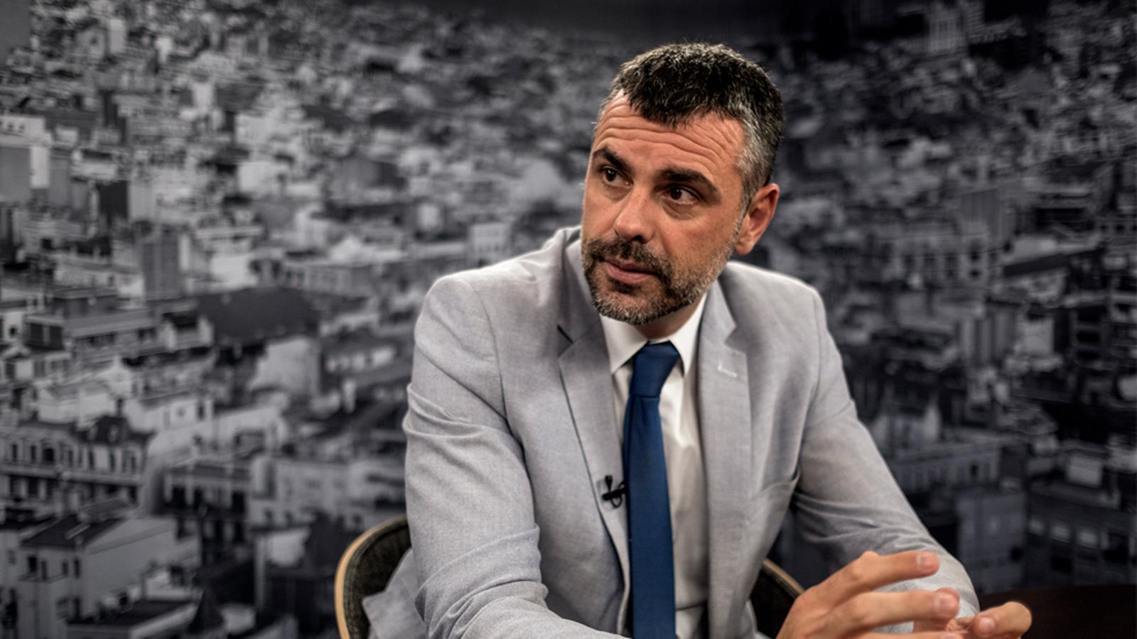 """Santi Vila: """"Vull pensar que no hi haurà més rèpliques del cas Baiget"""""""