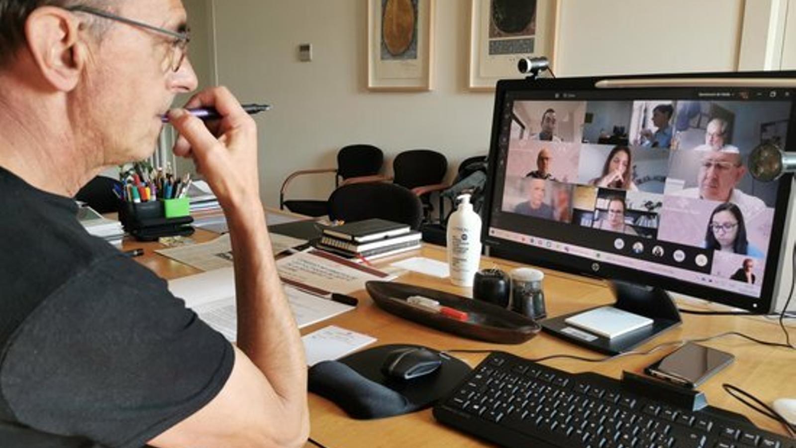 L'alcalde de Lleida demana eines jurídiques per poder retenir les persones amb covid-19
