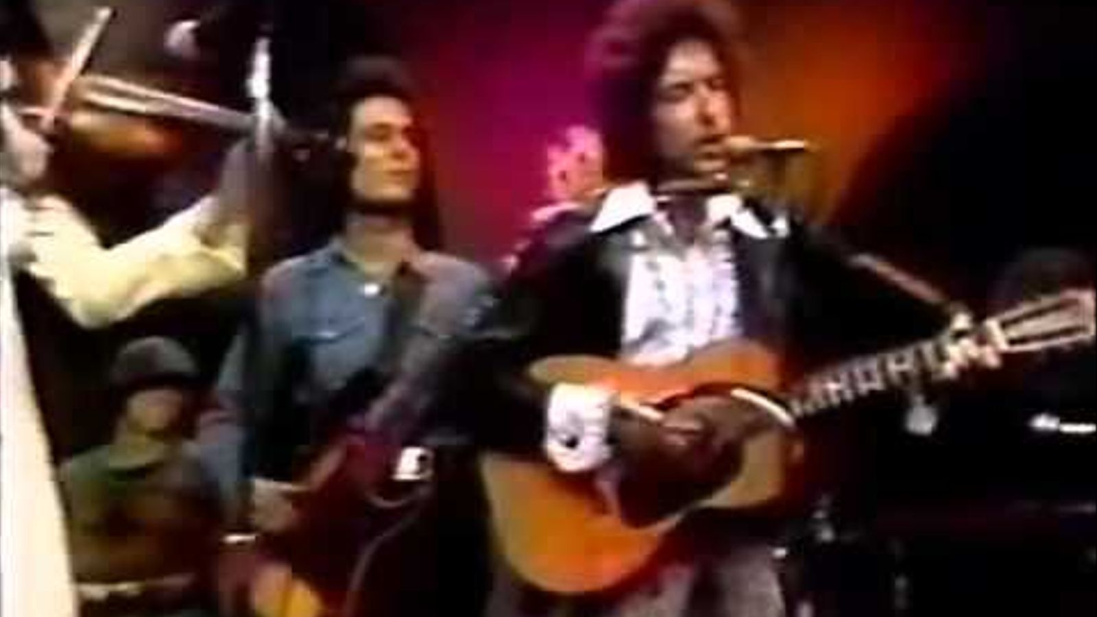 Bob Dylan interpreta 'Hurricane'
