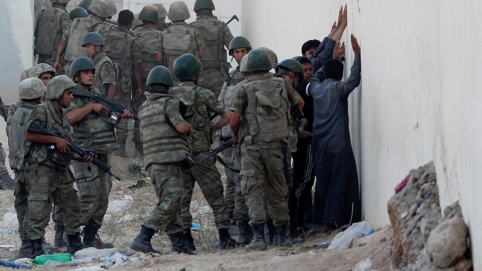 Turquia amenaça Europa amb retornar-li els seus jihadistes