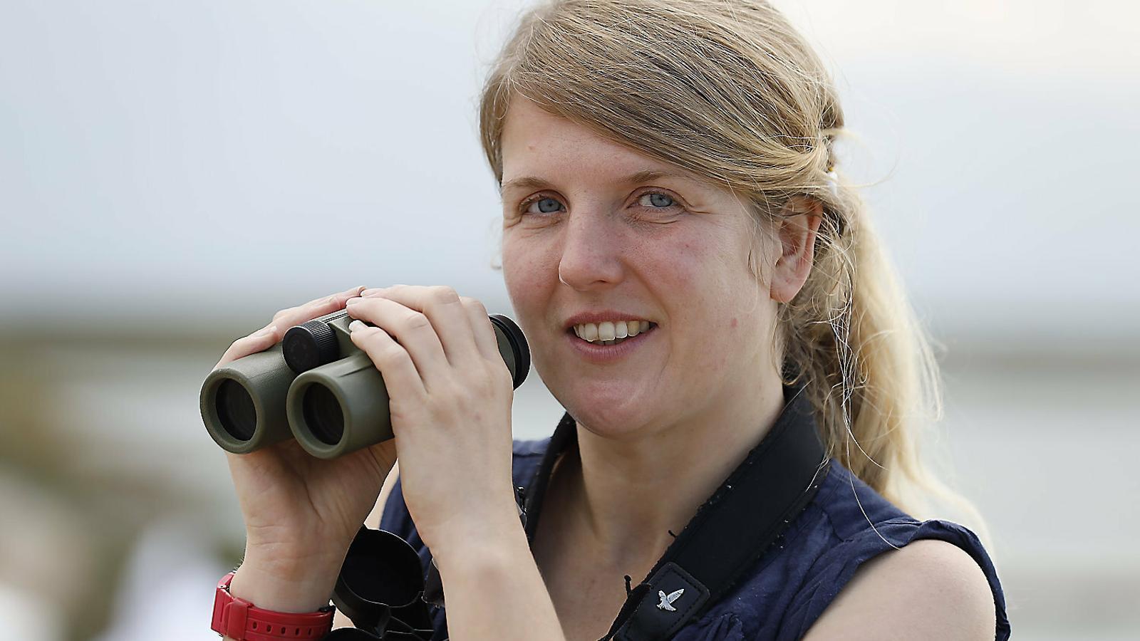 """Nina O'Hanlon: """"La magnitud del problema  de la brossa marina és ingent"""""""