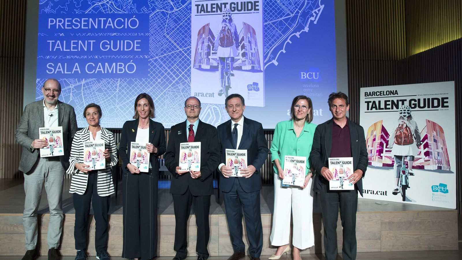 El talent ens visita: del sincrotró al superordinador