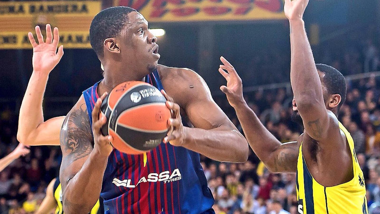 El Barça es desfà  contra el campió