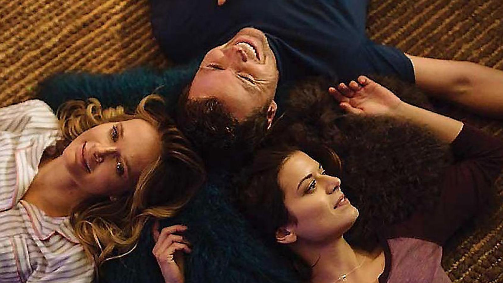El poliamor de 'Tú, yo y ella' estrena segona temporada