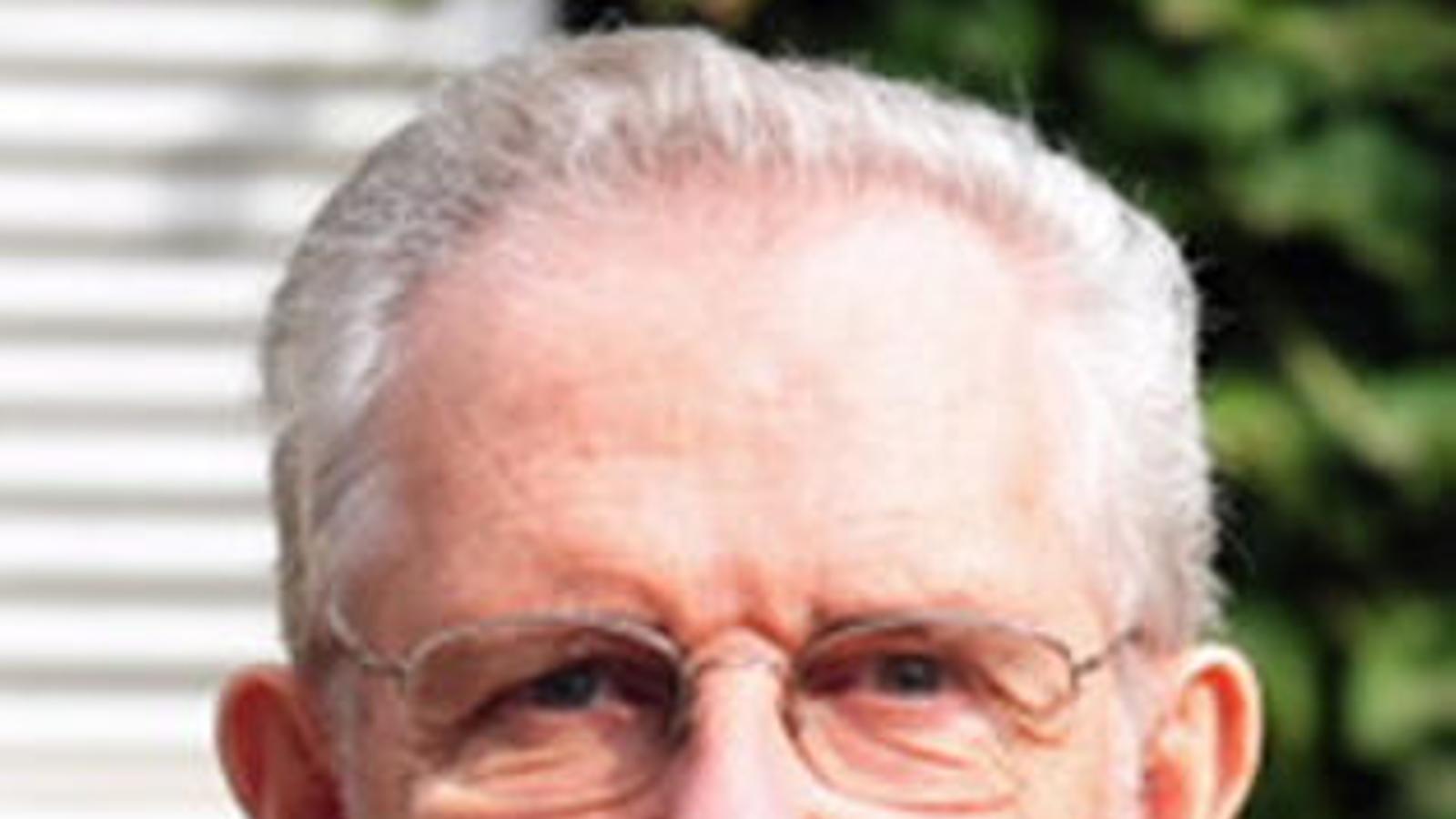El professor d'IESE Antonio Argandoña.