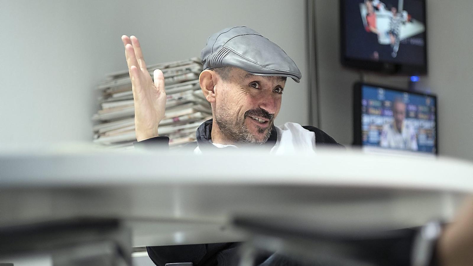 """Carles Capdevila: """"Arribar a la ment de la gent és una cosa, però fer-ho al cor és més bèstia"""""""