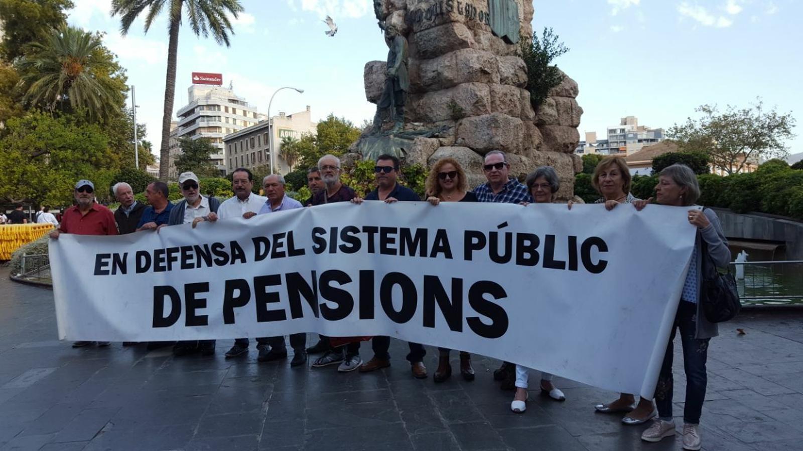 Pensionistes de les Illes Balears
