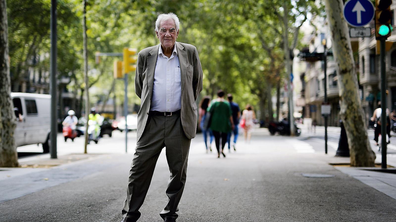 """Ernest Maragall: """"La diplomàcia catalana ha  de fugir de provocacions"""""""