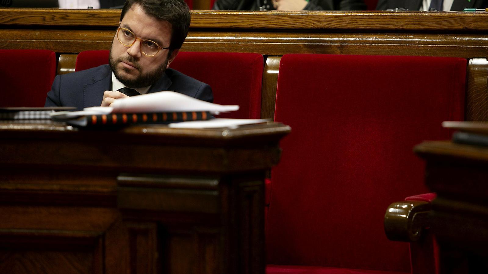 La Generalitat ajorna la publicació de les dades de dèficit