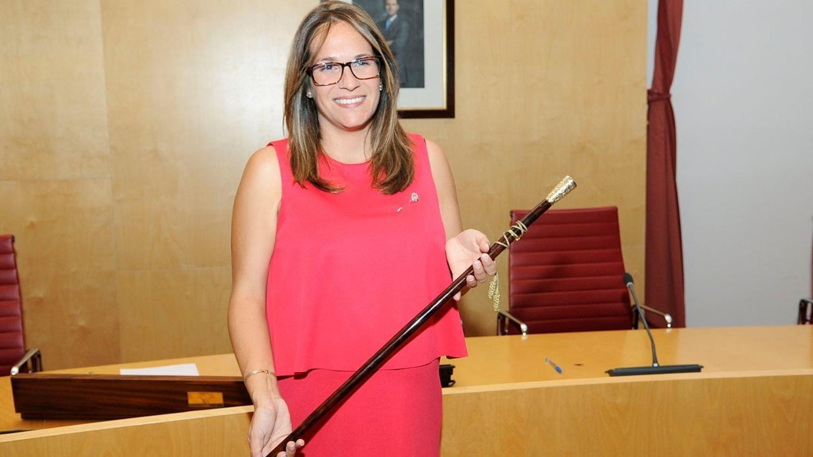 És la decisió més important anunciada per a Susana Mora d'ençà que assumí la presidència.