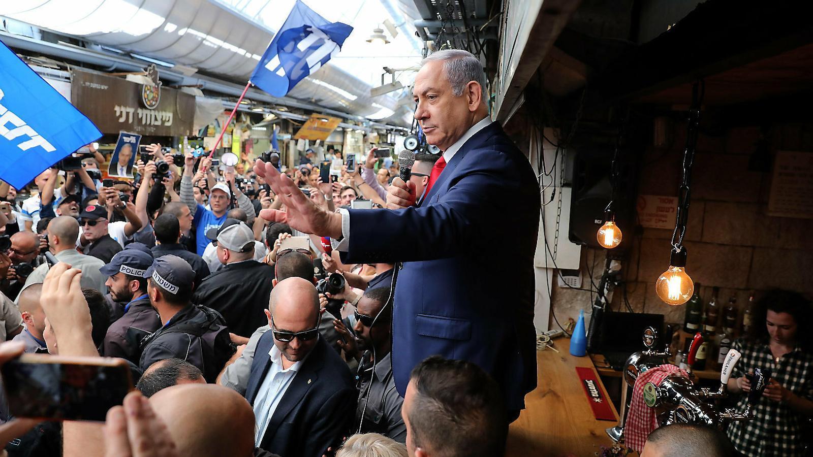 Netanyahu aspira a la reelecció amb la ultradreta i els ortodoxos