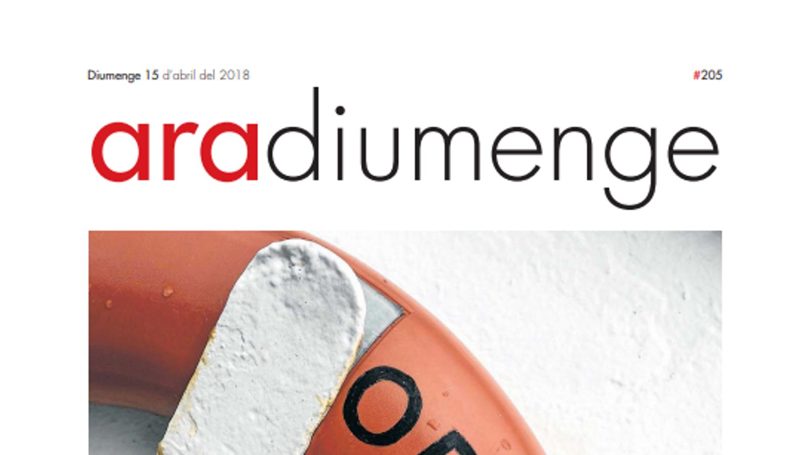 Els premis European Newspaper distingeixen l'ARA amb 13 guardons pel seu disseny