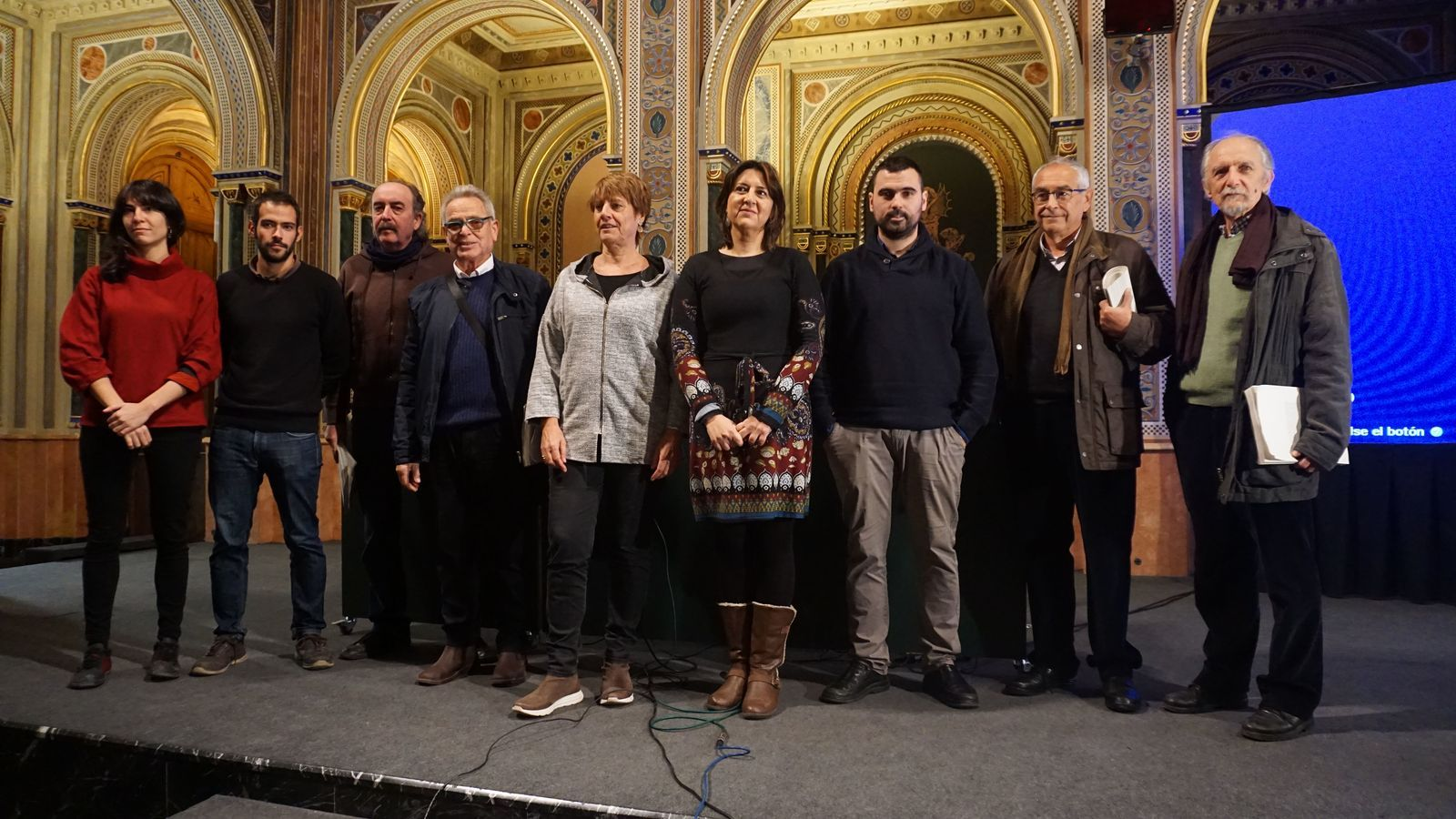 Víctimes valencianes de la policia franquista denuncien les tortures que van patir durant la dictadura