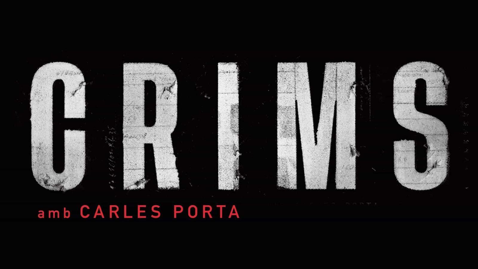 La portada de 'Crims'