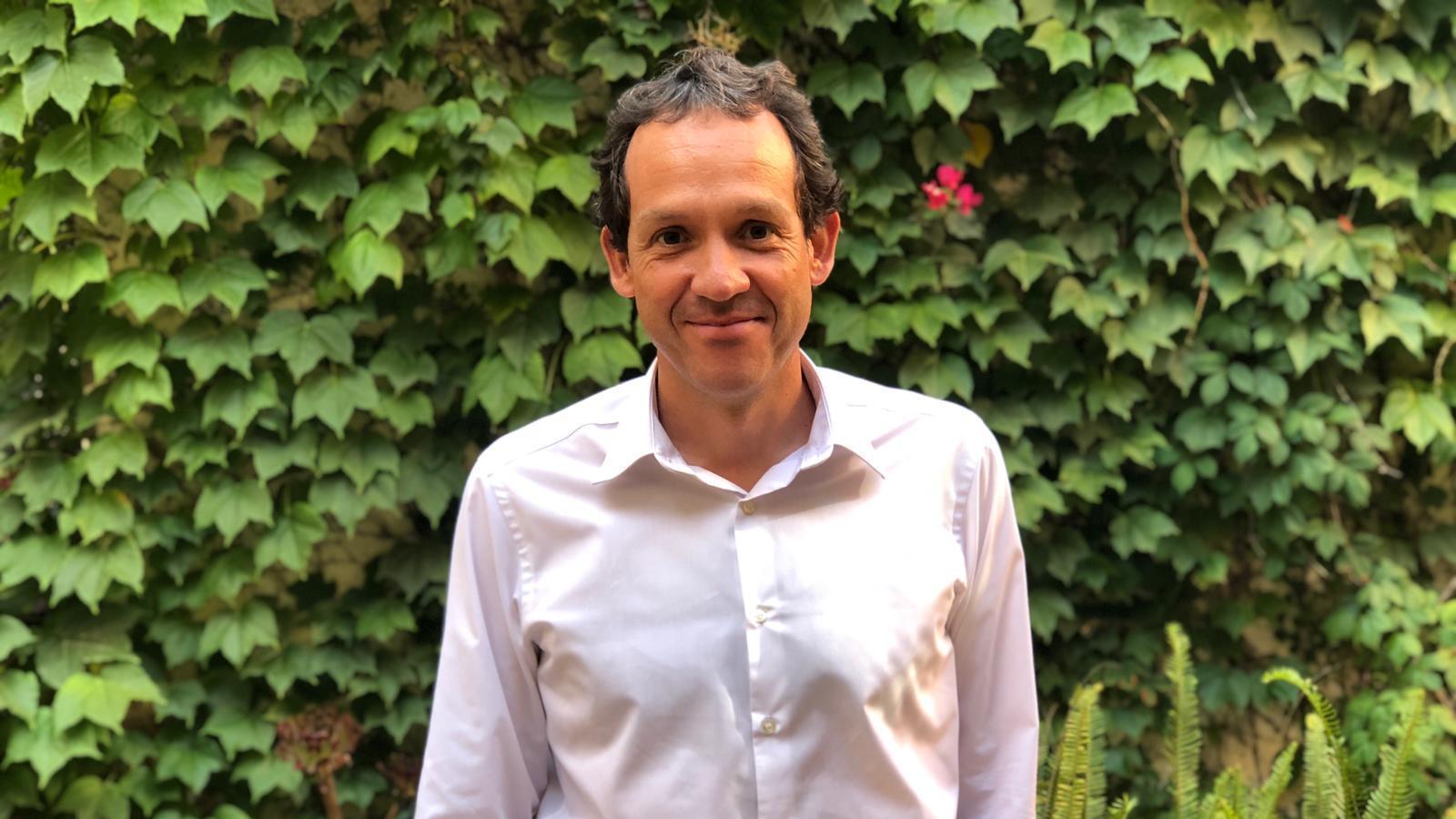 El conseller Marc Pons, en una imatge d'arxiu