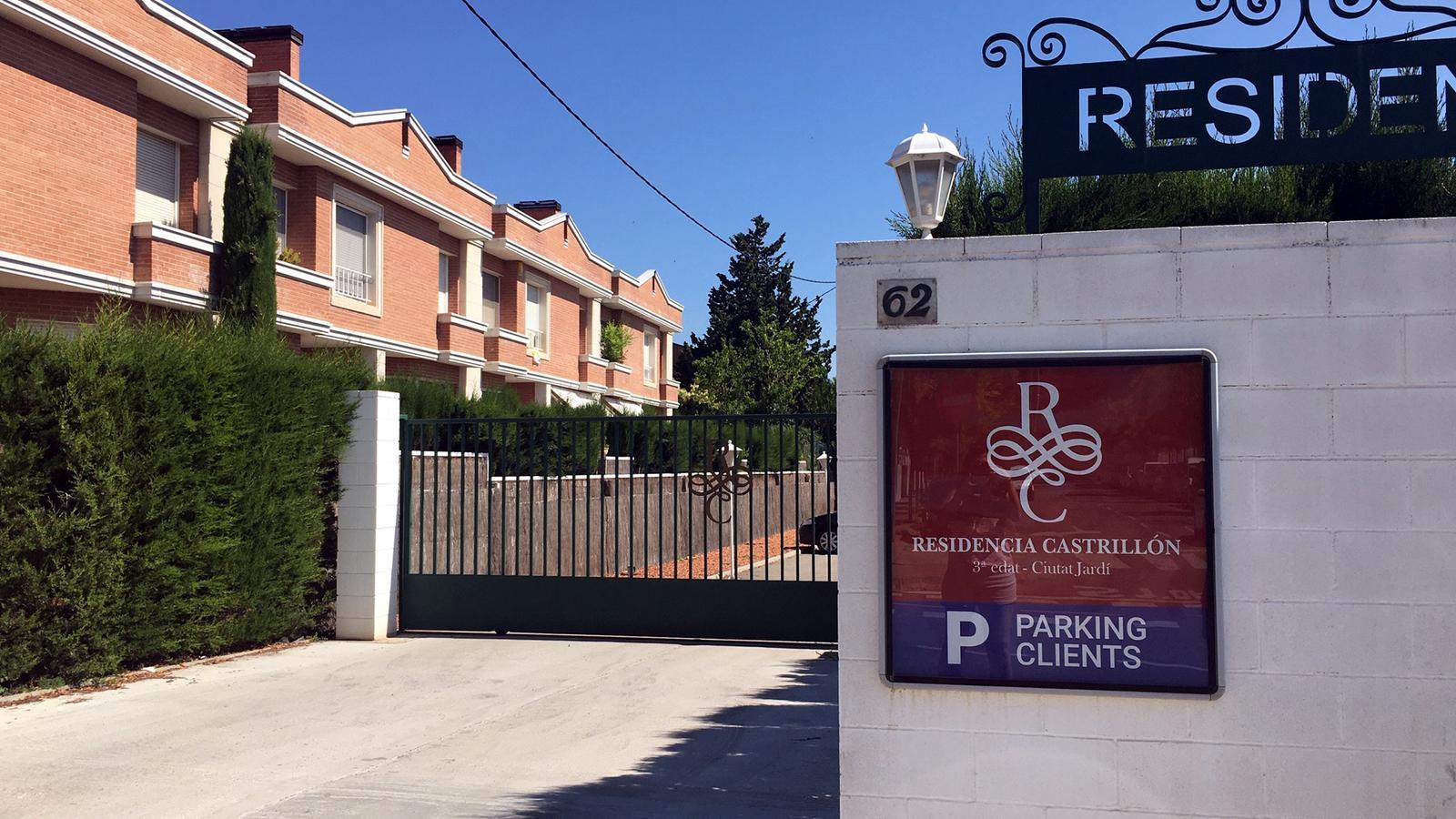 Una residència de Lleida detecta un brot amb 18 infectats