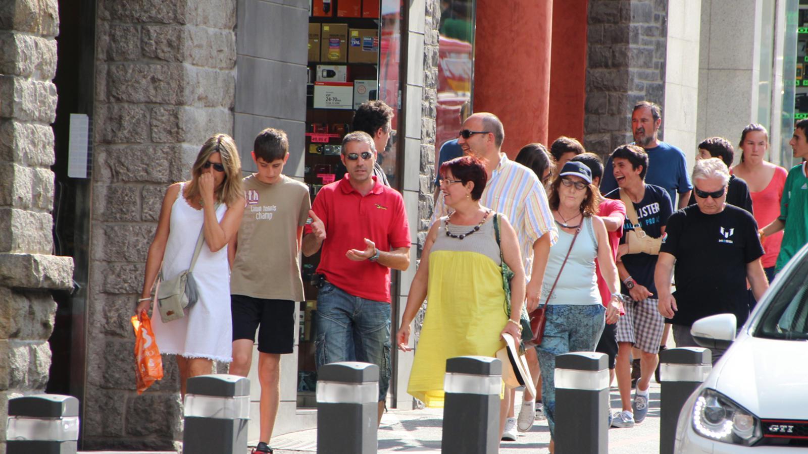 32.000 turistes més previstos durant aquest estiu