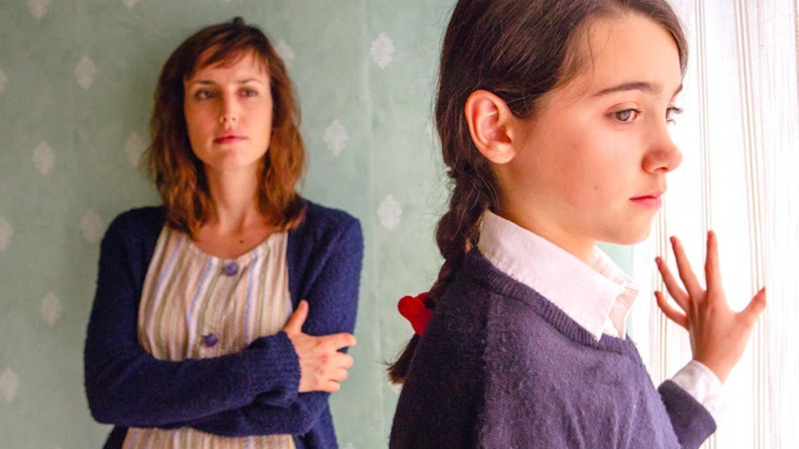 Natalia de Molina i Andrea Fandos a 'Las niñas'