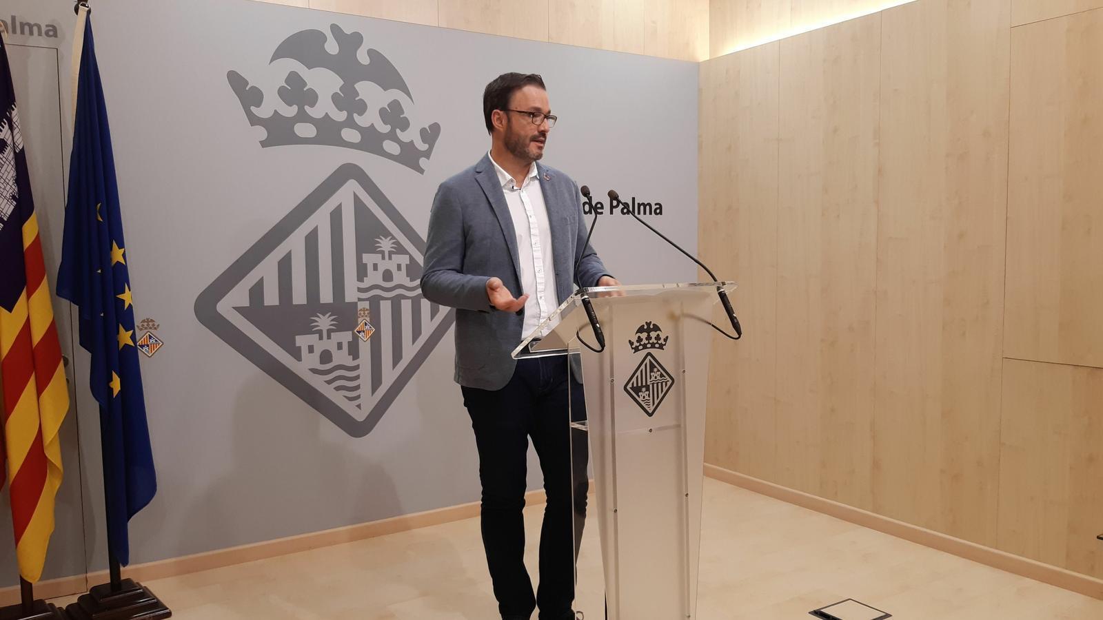 El batle de Palma, Jose Hila