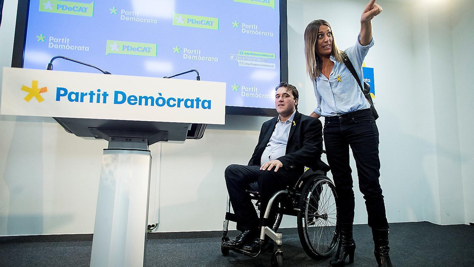 La direcció del PDECat s'enfronta a Puigdemont i rebutja la proposta de confluir en nou partit