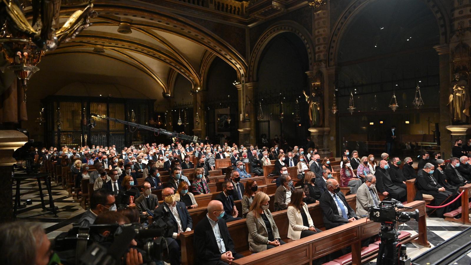 El concert inaugural de la temporada 2020/21 del Gran Teatre del Liceu