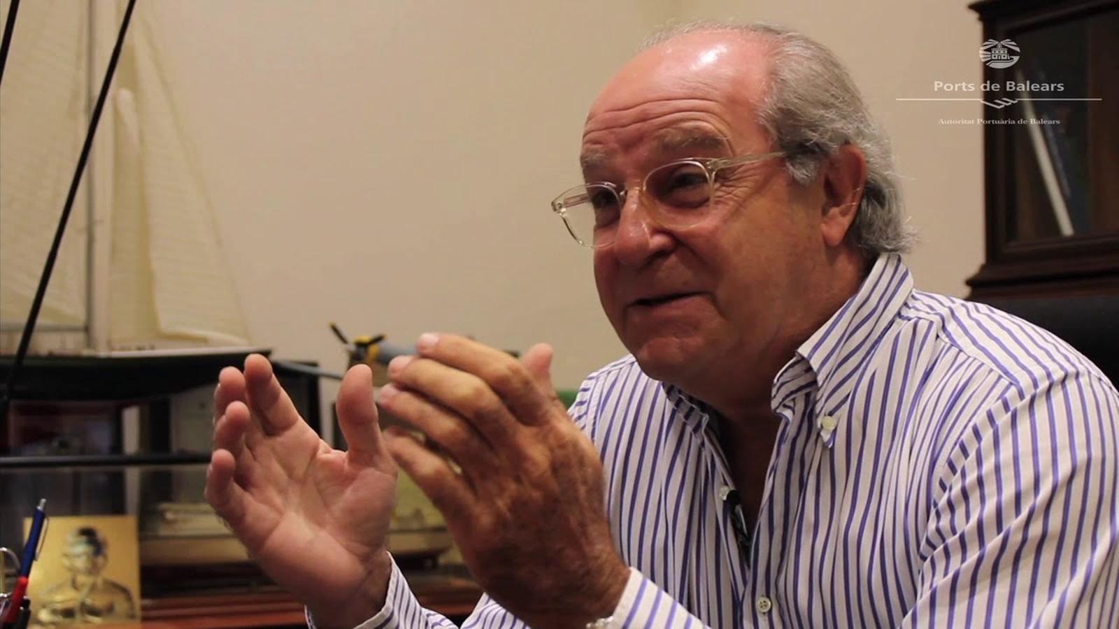 Els consignataris més antics: 140 anys de treballar al moll de palma